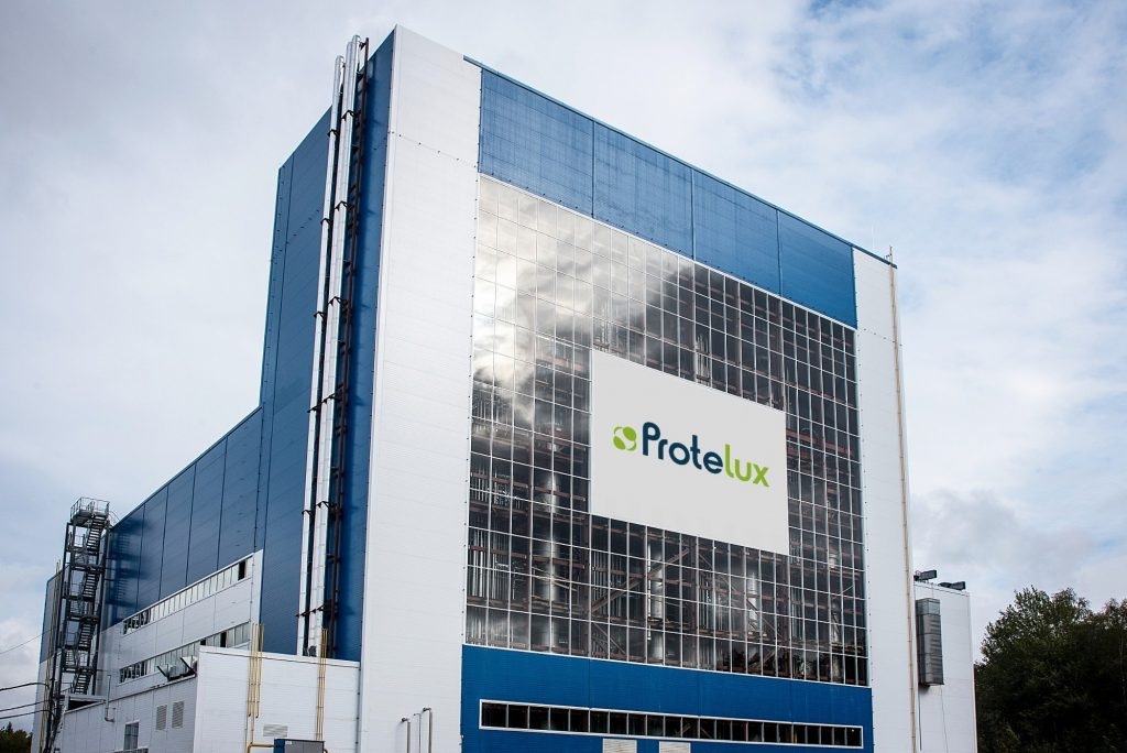 The first Protelux fermentation plant in Russia, utilizing the novel methane to protein technology licensed from Unibio